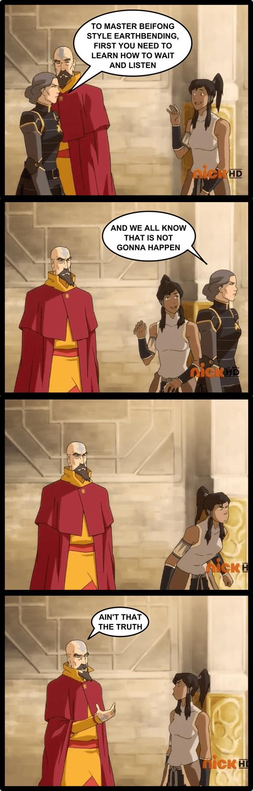 Fan Art cartoons Avatar korra - 7868721920