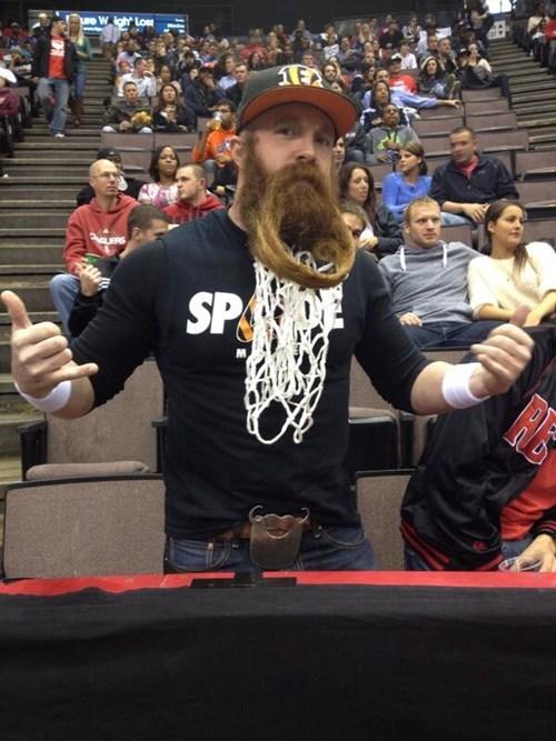 sports facial hair basketball beards funny - 7869078016