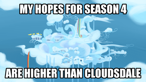 cloudsdale mlp season 4 high hopes - 7869219584