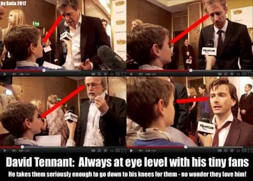 Why David Tennant is the Best