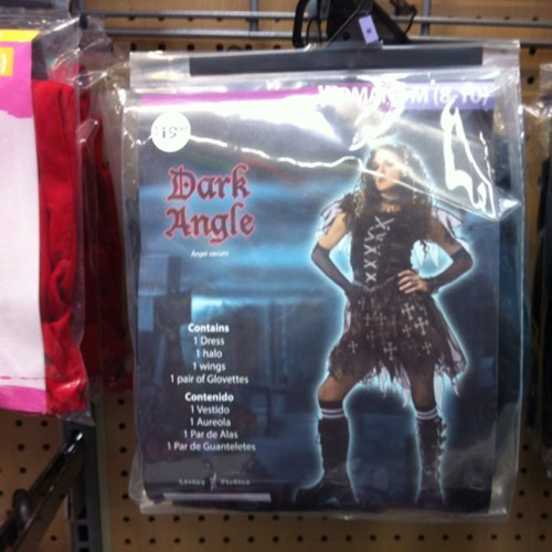 costume halloween misspelled poorly dressed g rated - 7869782272