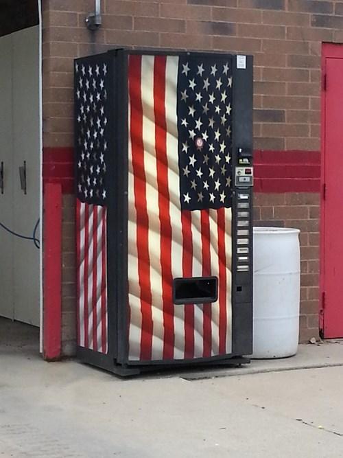 freedom American Flag soda - 7869902848