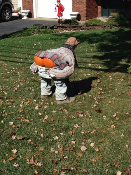 pumpkins halloween mooning - 7869924608