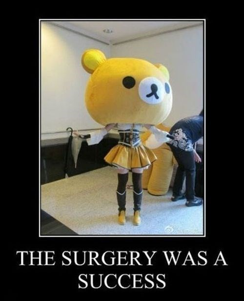 costume wtf science funny surgery - 7869925376