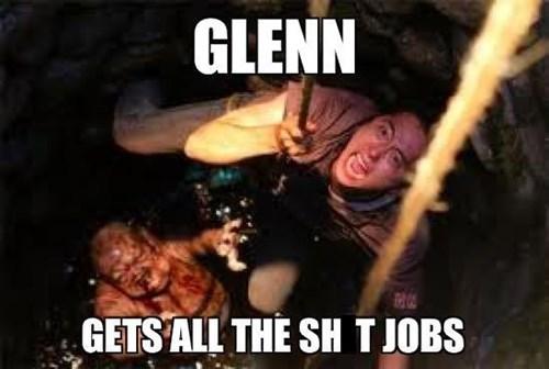 zombie bait Glenn Rhee The Walking Dead - 7870071040