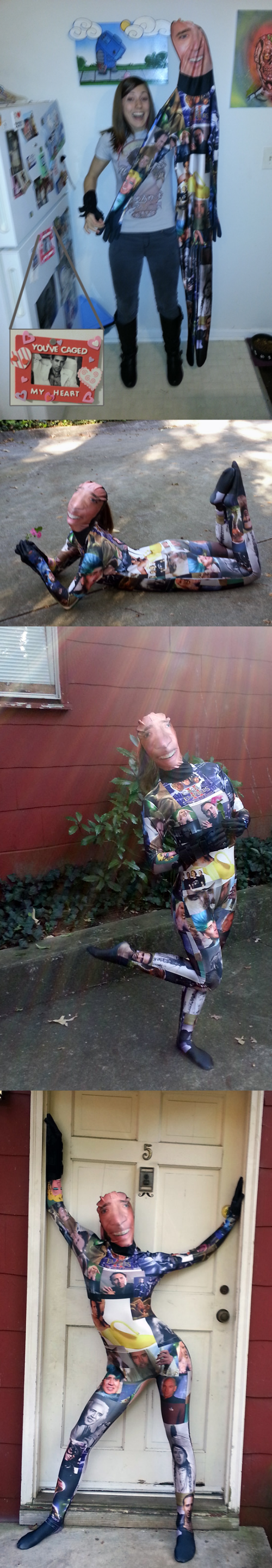costume halloween body suit nicolas cage poorly dressed g rated