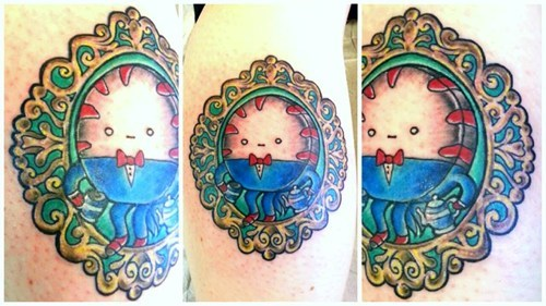 tattoos mints funny adventure time win