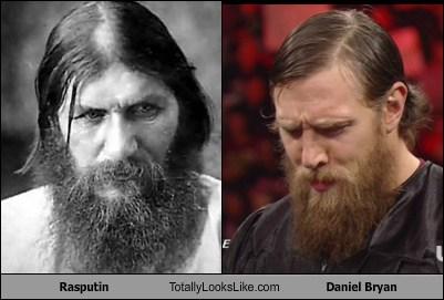 daniel bryan e rasputin totally looks like - 7870233088
