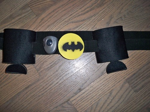 costume utility belt koozie batman funny - 7870262784