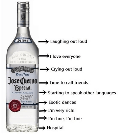 wtf drunk tequila funny - 7870275072