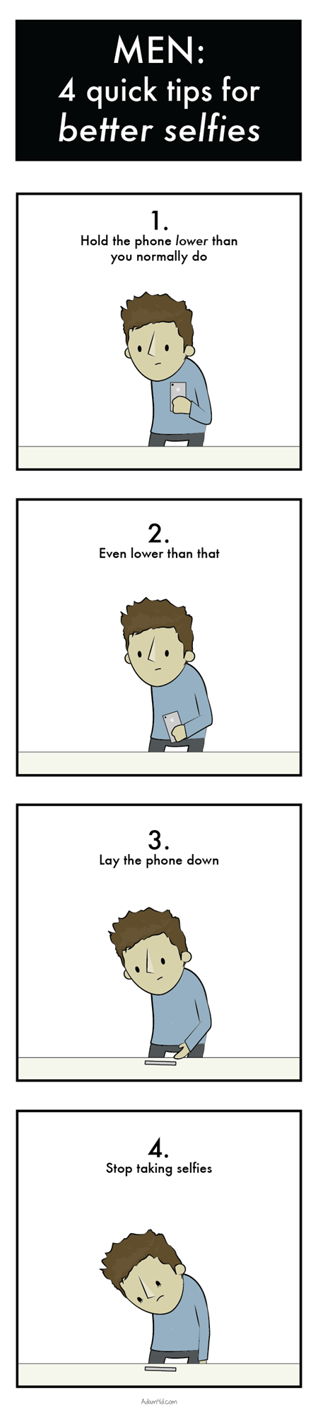 selfie sad but true funny web comics - 7870353408