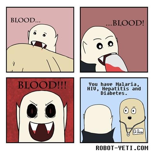 halloween vampires funny web comics dracula - 7870358016