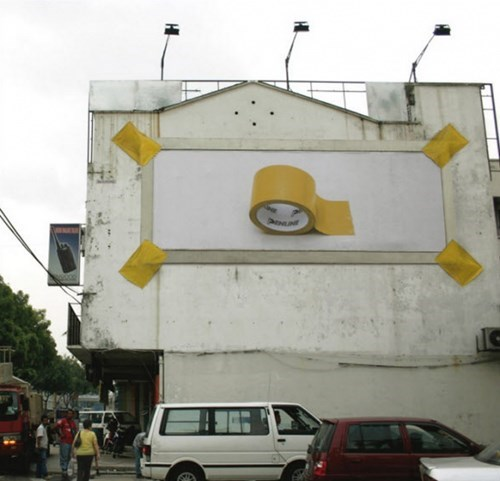 advertisement,billboard,clever,hacked irl,funny