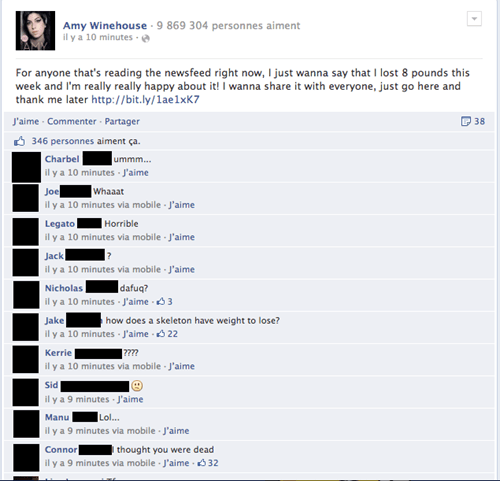 FAIL,amy winehouse,spam
