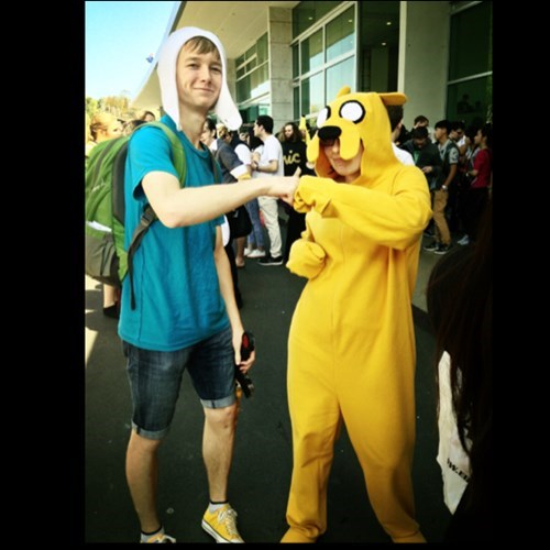 cosplay,cartoons,adventure time
