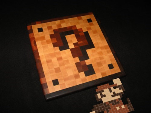 cutting board,for sale,video games,Super Mario bros