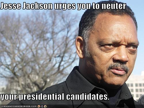 democrats Jesse Jackson - 787317504