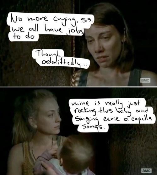 beth greene Maggie Greene The Walking Dead - 7873449216