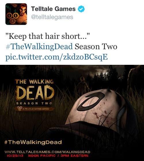 telltale games clementine The Walking Dead - 7873457152