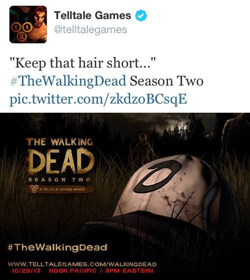 telltale games clementine The Walking Dead - 7873457152