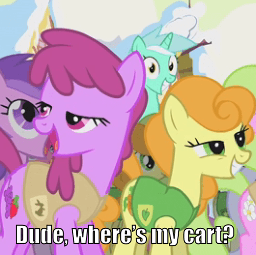 lyra dude-wheres-my-car stoned pony - 7873573888