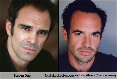 Steven Ogg Totally Looks Like Paul Blackthorne (from CW Arrow)