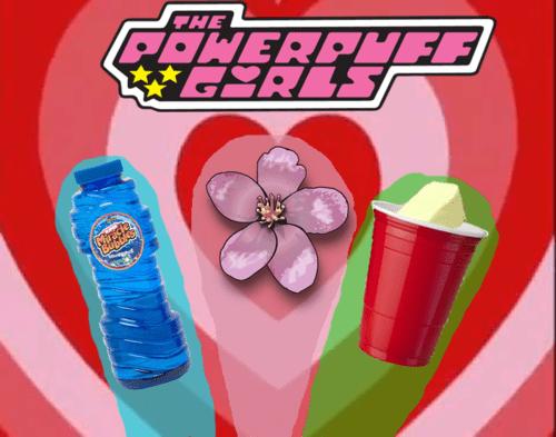 powerpuff girls puns cartoons