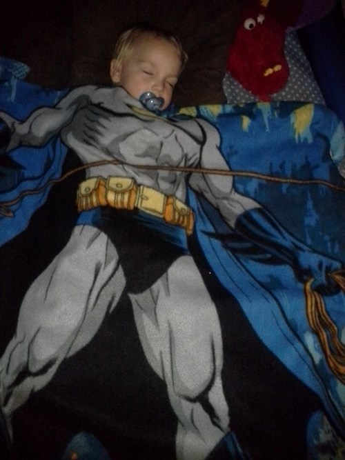 kids sleepytime batman - 7874075136