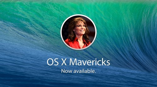 Mavericks Sarah Palin - 7874205184