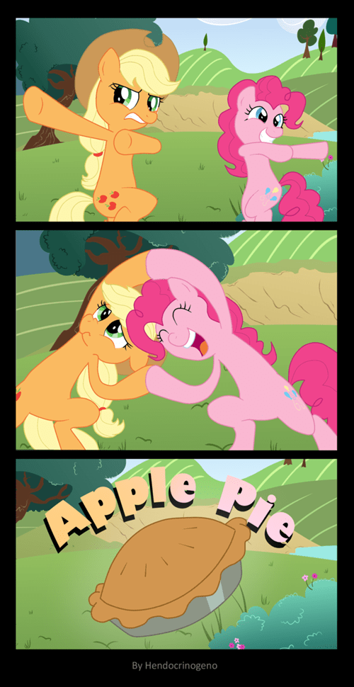 applejack Fan Art pinkie pie apple pie - 7874254336