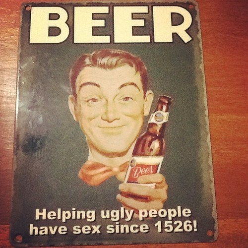 old beer sexy times funny - 7874275072