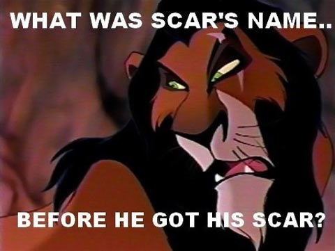 the lion king disney scar - 7874446592