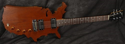 usa Music guitars - 7874461952