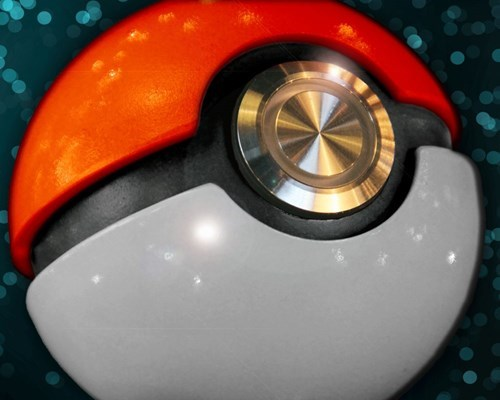 Own Your Own Real(istic) Pokéballs!
