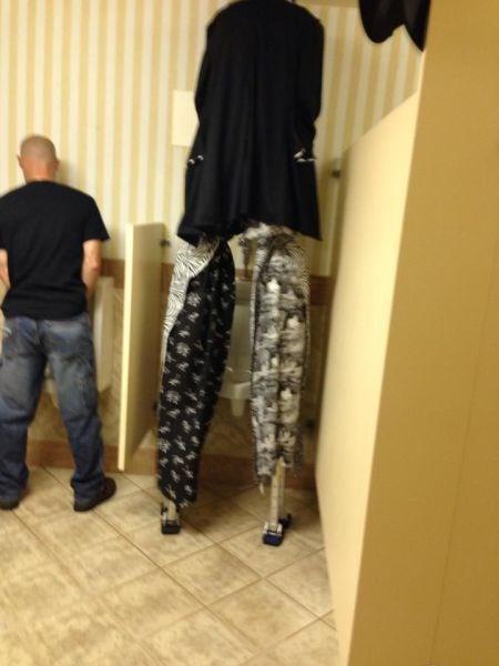 stilts voting funny - 7874612992