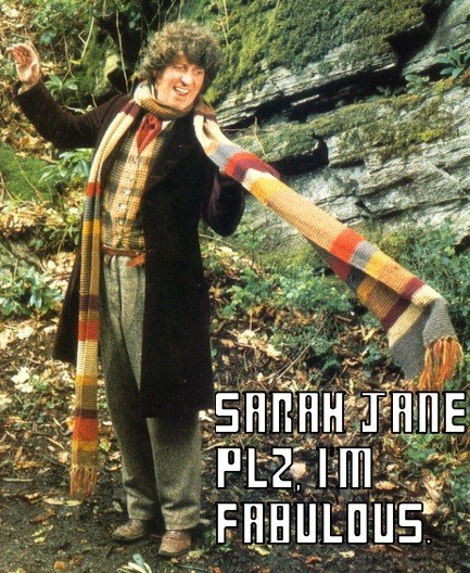 classic who doctor who 4th doctor - 7874666752