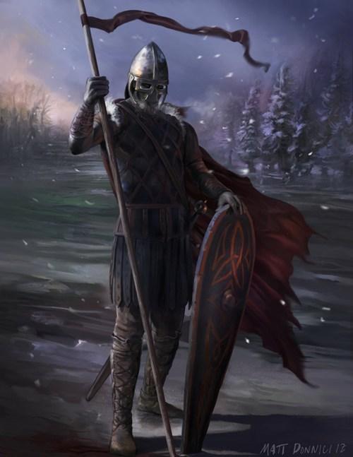 Fan Art video games Skyrim - 7874904064