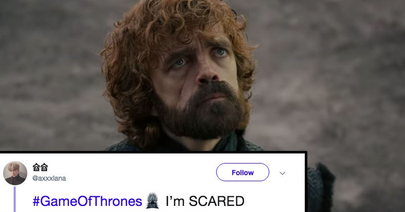 trailers twitter news Game of Thrones spoilers reaction - 7875333