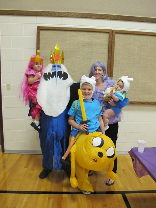 costume cosplay cartoons adventure time