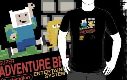 for sale,t shirts,cartoons,adventure time