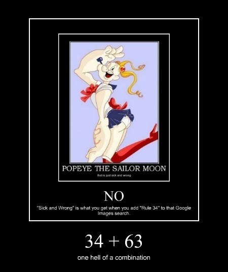 popeye rule 63 Rule 34 funny - 7876050432