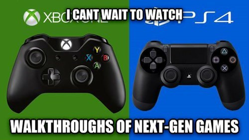 PlayStation 4,next gen,video games,walkthroughs,xbox one