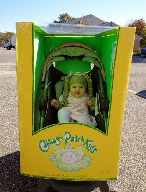 costume Babies Cabbage Patch Kids parenting g rated - 7876342784