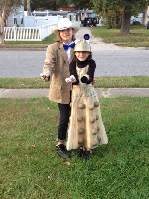 costume cosplay kids halloween doctor who - 7876806400