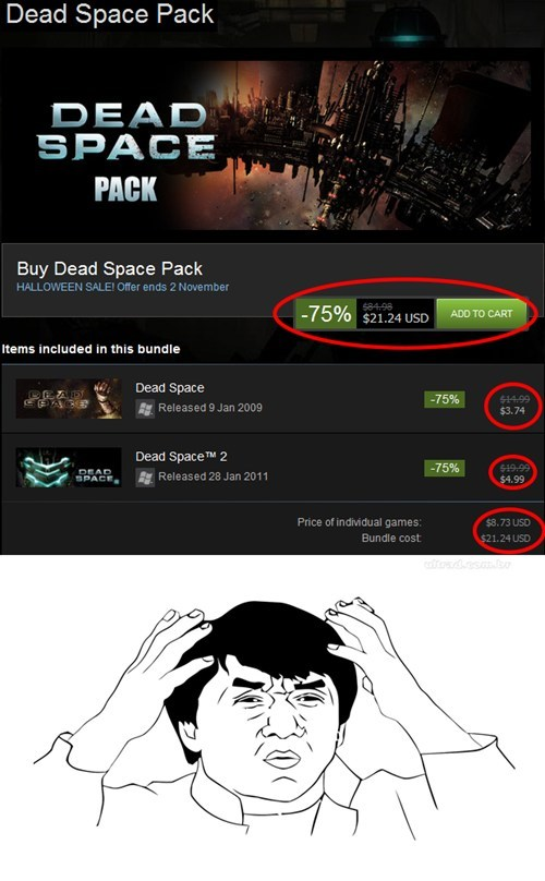 steam,dead space