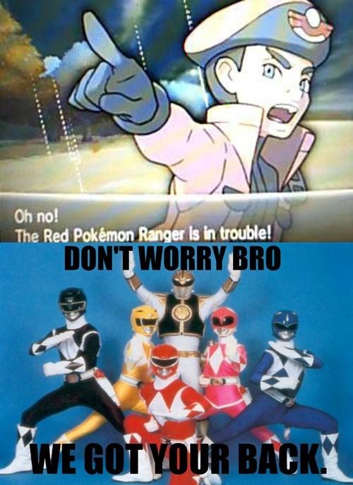 power rangers Pokémon pokemon x/y - 7877384192