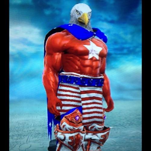 USA USA USA video games Soul Calibur - 7877451264
