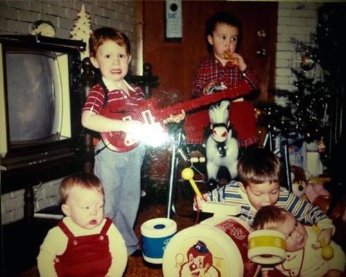 christmas kids parenting noms vintage - 7877556480