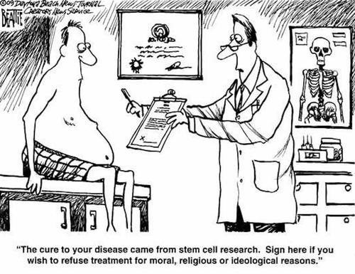 wtf stem cell research funny - 7877782784