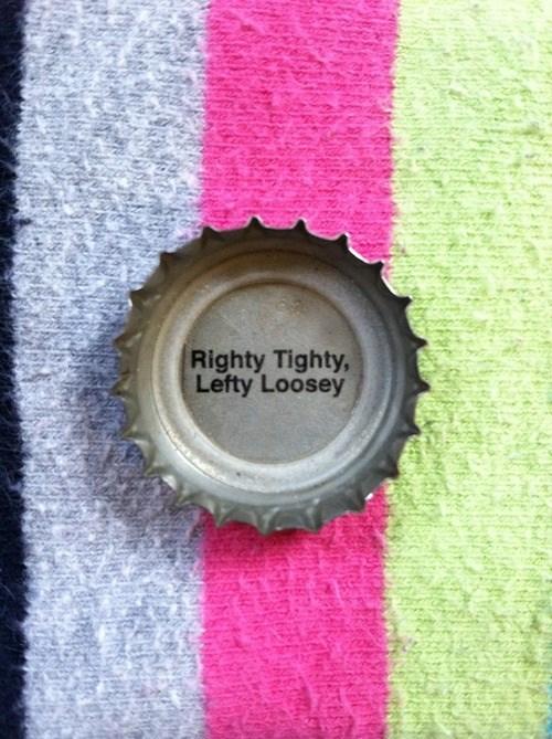 beer bottle cap magic hat funny - 7877879552